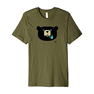 Ames Bros Bad News Bear T-Shirt