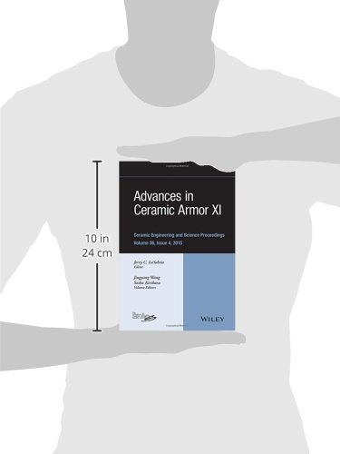 Advances in Ceramic Armor XI: Ceramic Engineering and Science Proceedings, Volume 36 Issue 4