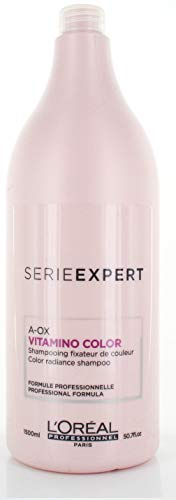 L'Oréal Professionnel Serie Expert- Vitamino Farbe A-OX Shampoo- unisex, 1500 ml, 1er Pack (1 x 1,5 L)