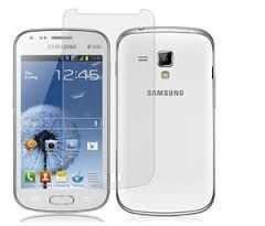 Samsung Galaxy S Duos S7562 Tempered Glass Explosion Proof Screen Protector