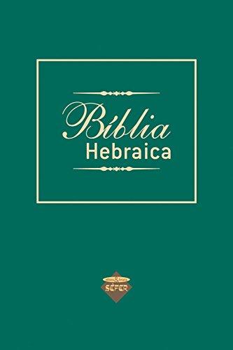 Bíblia Hebraica (Portuguese Edition)