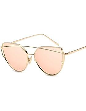HCIUUI Nuevas gafas de sol al por mayor 1904 Europa y los Estados Unidos gafas de sol de moda Gafas de película...