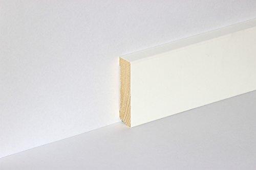 Sockelleiste weiß 58mm