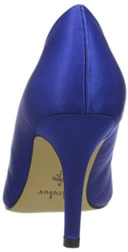 Menbur Damen Domingo Perez Pumps Blau (Royal Blau)