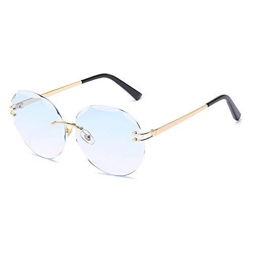 YFFSS Herrenfahrsonnenbrille Polarisierte Brille Sportbrillen Angeln Golfbrille Mode Candy Farbe Brille UV-Schutz Sonnenbrille Sonnenbrille (Farbe : B)