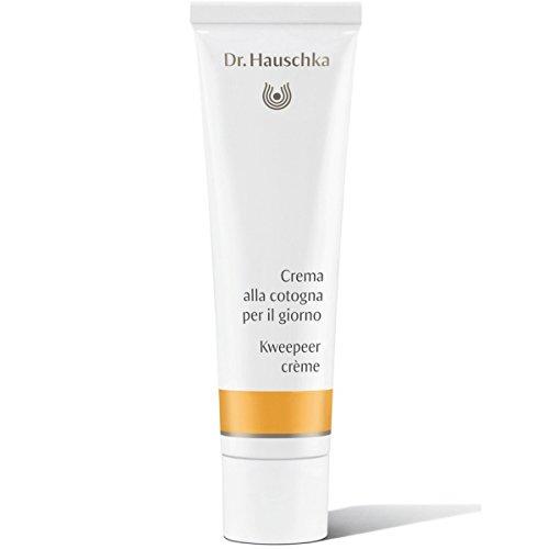 Dr. Hauschka Quitten Tagescreme unisex, erfrischende Gesichtspflege, 5 ml, 1er Pack (1 x 12 g)