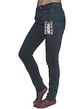 Pantaloni Lunghi Stretti Fusò