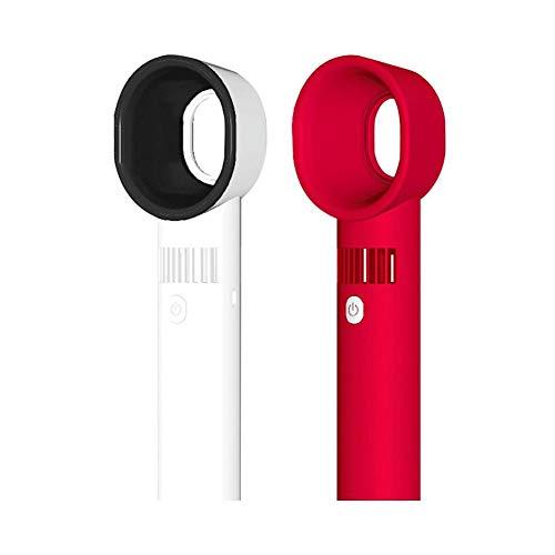 Ventilateur et Chauffage Soufflant Technologie Ventilateur de Table électrique USB Silencieux Personnel Ventilateur sans Pale Mini Ventilateur sans Lame Ventilateur Dormant,pour la Maison et Le burea