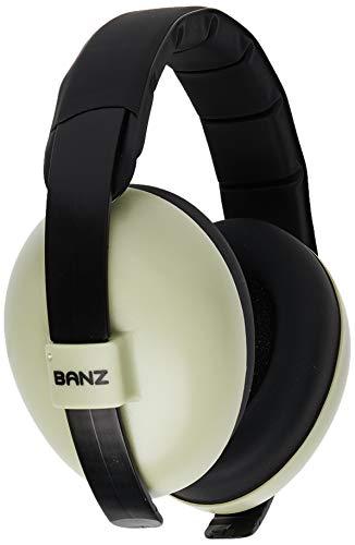 Babybanz GBB004 Gehörschutz, 0-2 Jahre mit extra weichem Kopfbügel, hellgrün