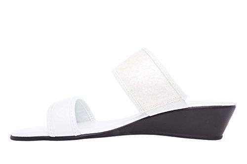 Andres Machado - AM5065 - Sandalen in Soft Weiss Glanz Soft Weiss
