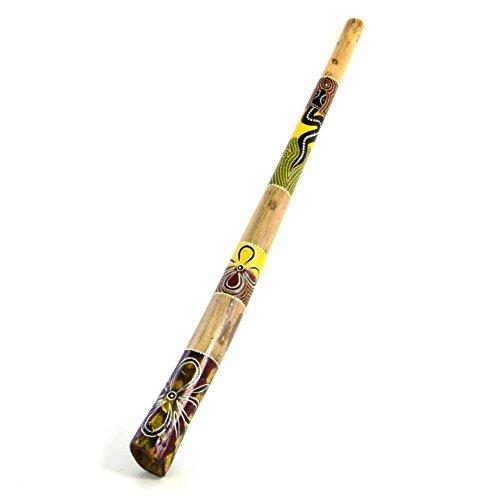 Didgeridoo Blasrohr Blasinstrument 130cm #1