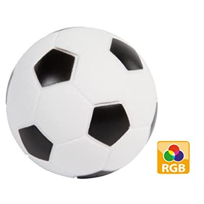Fußball mit LED Farbwechsel - BXL-FUN004 von basicXL bei Lampenhans.de