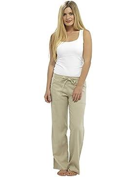 CityComfort Ladies Lino Pantalon