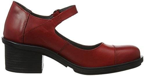FLY London Damen Cody877fly Pumps Rot (Red)