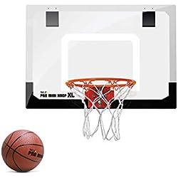Pro Mini Hoop - Professioneller Mini Basketballkorb, multicolore
