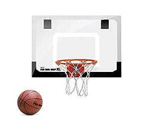 SKLZ Pro Mini Basketball Hoop mit Ball (45,72 x 30,48 cm)
