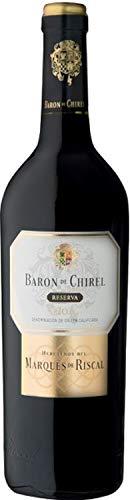 Baron De Chirel Reserva - 2012-6 X 0,75 Lt. - Marqués De Riscal