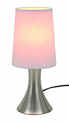 Touch Me Table Lamp with Dimmer (German Import) produced by Tops - Vertrieb durch Preiswert & Gut - quick delivery from UK.
