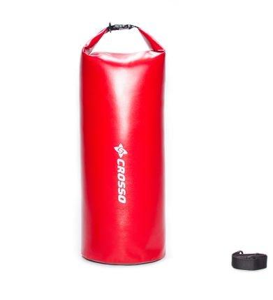 CROSSO CO1021 10L Transportbeutel wasserbeständig Fahrradtasche Gepäcktasche Rot