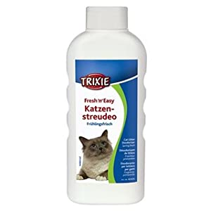 Trixie Fresh-n-Easy Cat Litter Spring Deodorizer, 750 g, Pack of 6