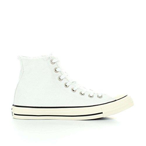 Converse Chaussures Unisexe Haute Baskets Ctas Hi 161016C WHITE-MARSHMALLOW-NAVY