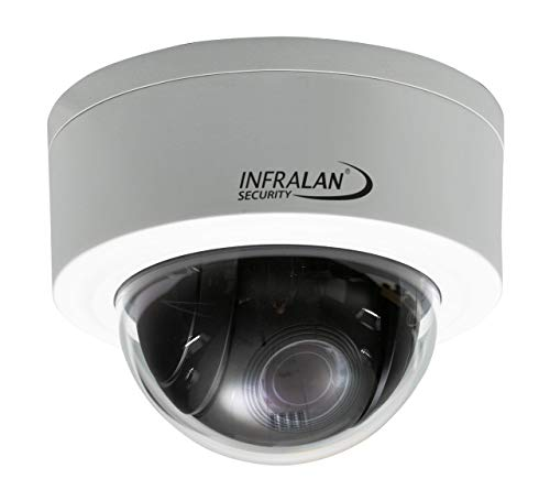 Intrusion Mini (Infralan 3MP Mini PTZ Vandal Dome,Motorzoom,DWDR,IK10)