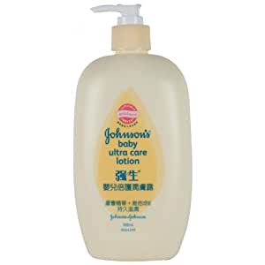 Johnsons Baby Ultra Care Imported Lotion