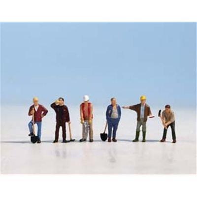 Noch 36110 - Bauarbeiter Figuren (Bauarbeiter Figuren)