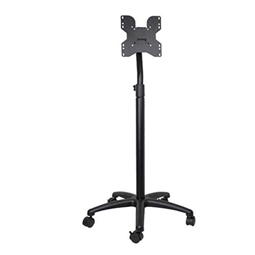 TV-Stand, 12-32 Zoll Bewegliche Falten LCD-Fernseher Stand TV Mount Cart Display Rack Full Motion TV Tripod Loading 35 Kg for Home Office Living Room -