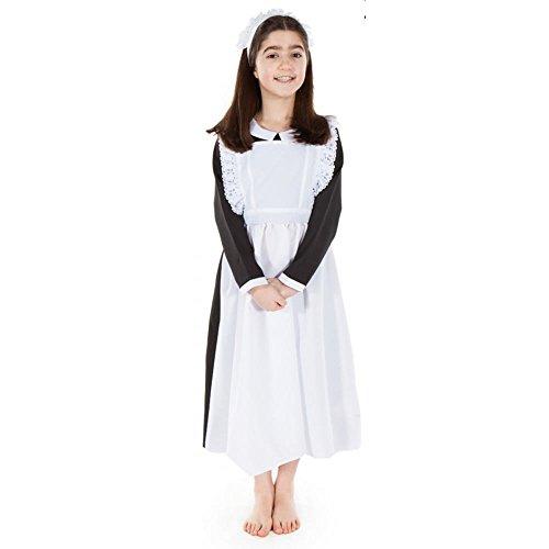 Downtown Dienstmädchen - Kinder-kostüm 7 - 9 jahre