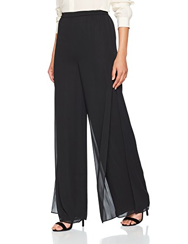 Gina Bacconi Womens Chiffon Layered Trousers