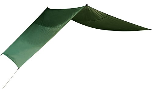 Nordisk Voss Wenn Canvas, Grün (Forest Green), 14 M2