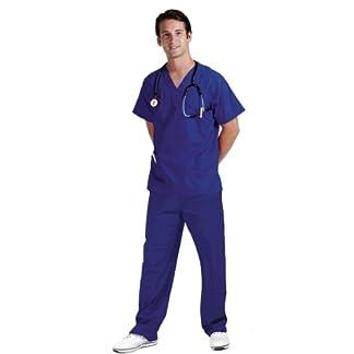 NCD Medical/Prestige Medical 50405-1 – Camisa de uniforme médico