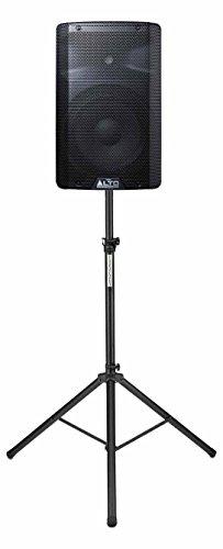 Alto TX210 Set (2-Wege Fullrange-Lautsprecher mit 10 Zoll & 300 Watt, Set inkl. Boxenstativ, ideal für Veranstaltungen mit kleinen/mittleren PA-Systemen)