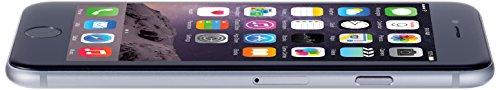 Apple iPhone 6 4.7-inch Display Orange / EE / T Handy / Virgin Netzwerk (16GB, Raum Grau)