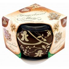 Scented Candle Ginger Bread Man by 151