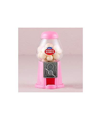 Kaugummiautomat von Chicles Rosa - Original Kaugummimaschine in rosa mit Junge