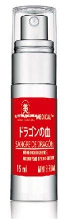 Dragon Blood Serum regeneriert die Haut u. verbessert den Heilungsverlauf - Faltenfüller - ideal nach Microneedling / Mesotherapie mit...
