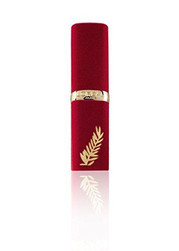 L'Oreal Paris Color Riche Lipstick 357, Red Carpet (Amazon Exclusive)