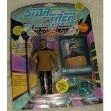 Lieutenant Commander Geordi LaForge in Dress Uniform - Actionfigur - Star Trek The Next Generation von Playmates