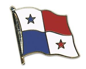 Yantec Flaggenpin Panama Pin Flagge (Pin Flagge Panama)