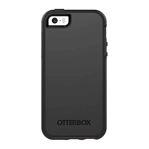 OtterBox Symmetry Series Schutzhülle für iPhone 5 / 5S / SE, schwarz - 5 Iphone Amazon Von Otterbox