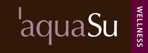 AquaSu – Wellness Duscharmatur Thalgo, Garnitur mit Handbrause und Kopfbrause, Chrom - 4