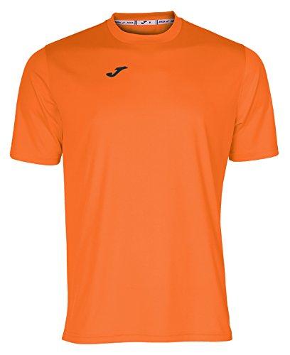 Joma Combi Camiseta, Hombre, Naranja, XXL