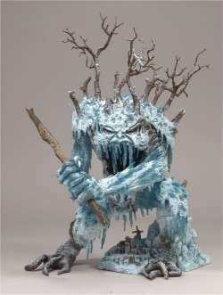 McFarlane Monsters Serie 5 Twisted X-Mas 17cm Jack Frost Actionfigur