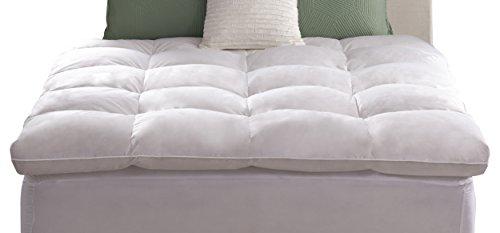 Pacific Coast Luxus-Box Feder Bett, weiß