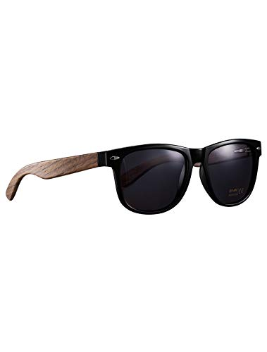 MIAROZ ® Herren & Damen Sonnenbrillen Original UV400 CAT 3 Unisex Sonnenbrille - Farben, Verspiegelt (Grau4)