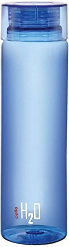 Cello H2O Unbreakable Bottle,1 Litre (Set of 6)  available at amazon for Rs.999