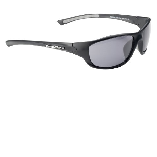 Swiss Eye Sportbrille Cobra, Black Matt, One Size, 14281
