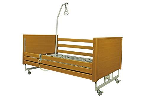 Bariatrisches Elektrisches Pflegebett Krankenbett bis 250 Kg